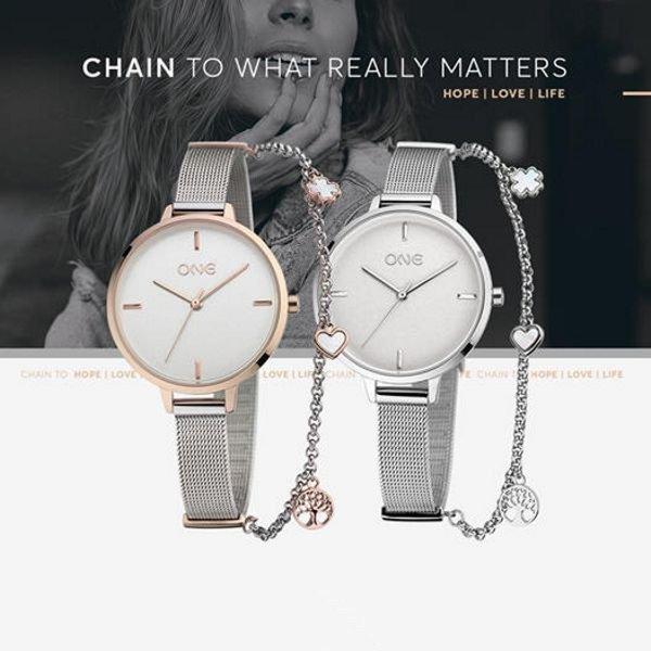 Relógios One Chain